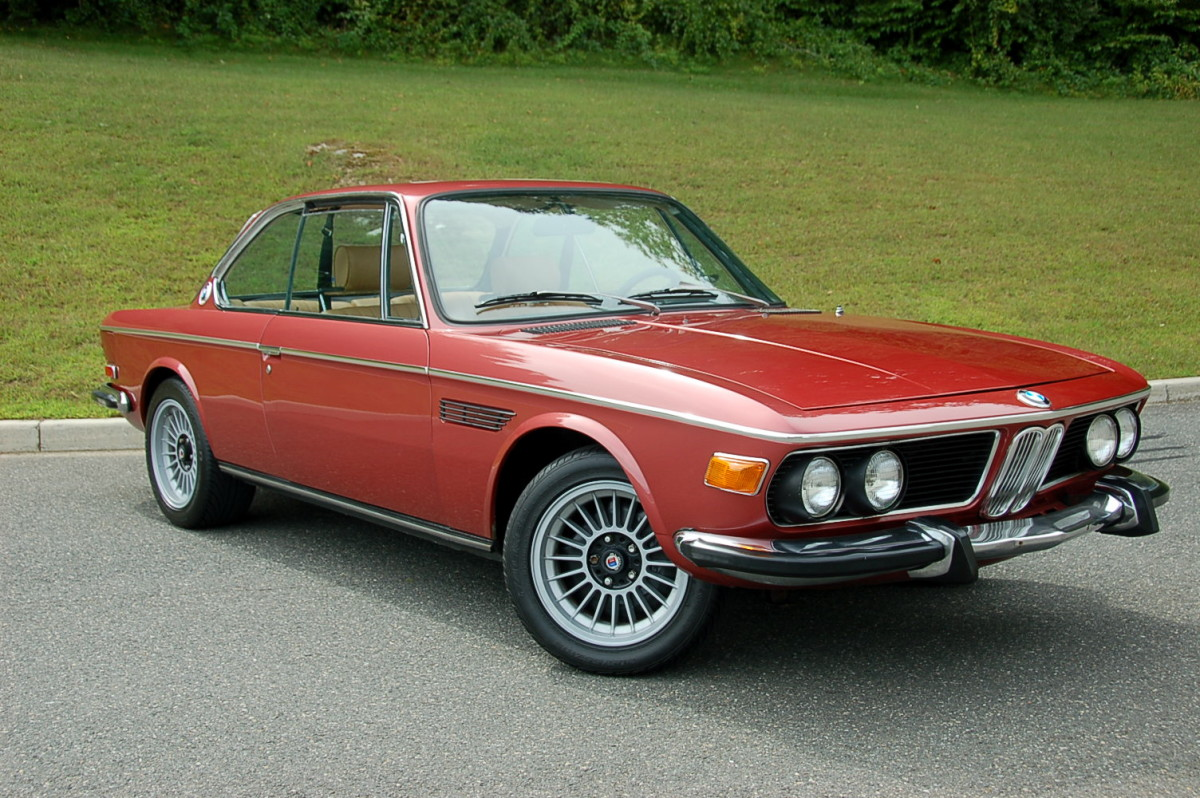 1973 Bmw 3 0cs Coupe Hunting Ridge Motors