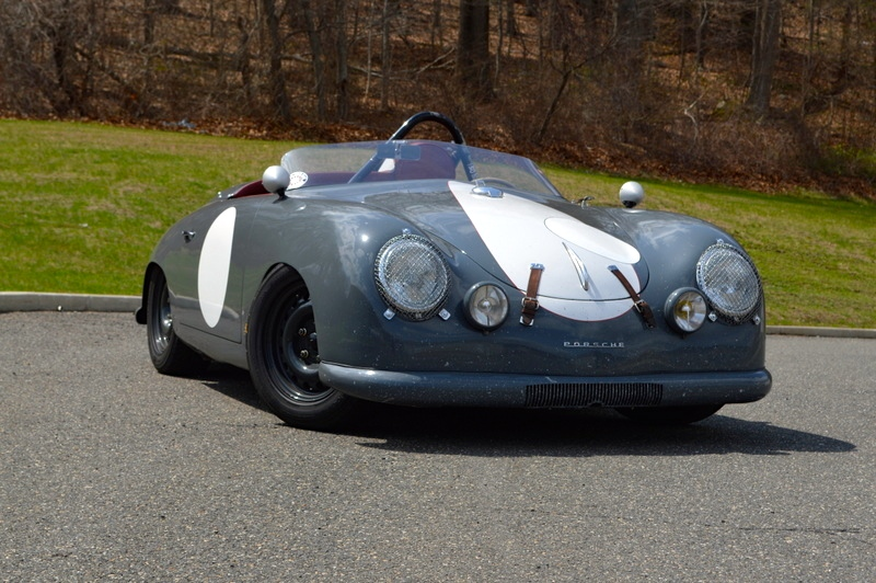 1954 Porsche Pre A 356 Cabriolet Outlaw By Emory Hunting