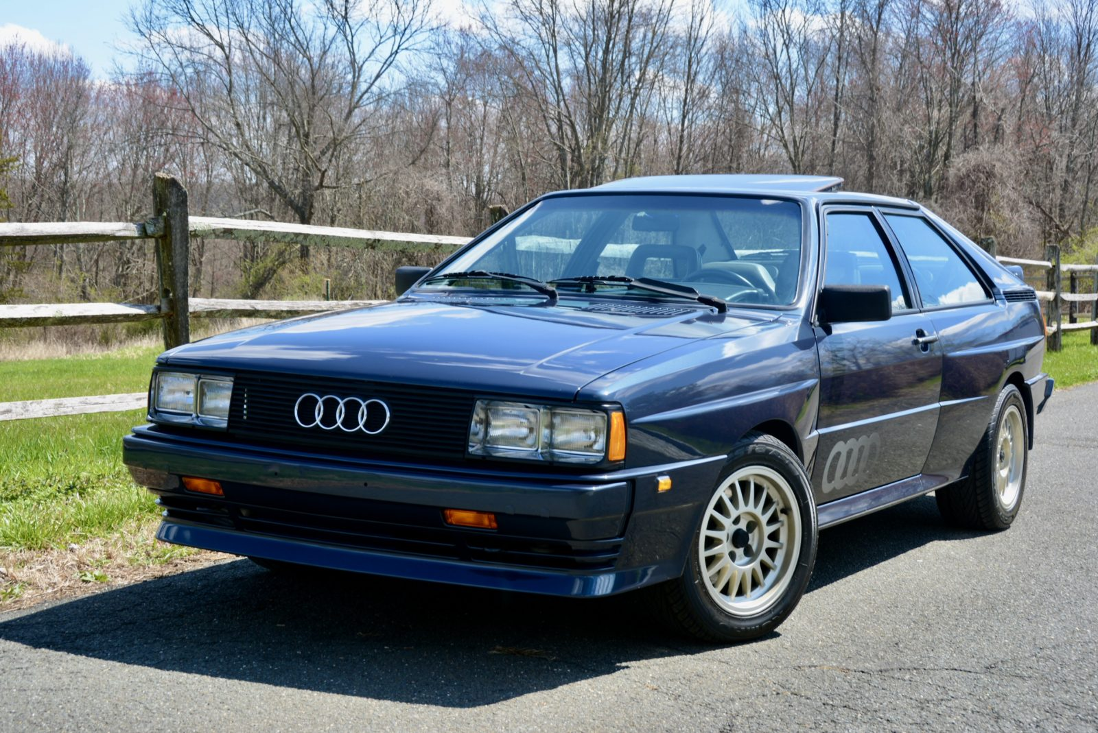 1985 audi ur quattro coupe hunting ridge motors 1985 audi ur quattro coupe hunting